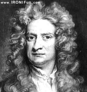 قوانینی که نیوتن از قلم انداخت